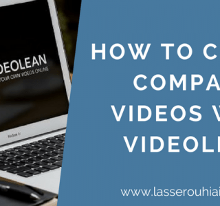 how to create company videos