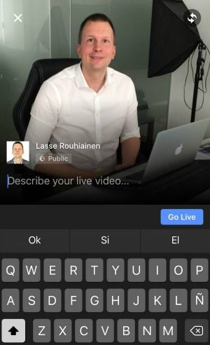 Benefits of Facebook Live Videos