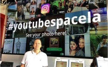 Lasse Rouhiainen YouTube Space