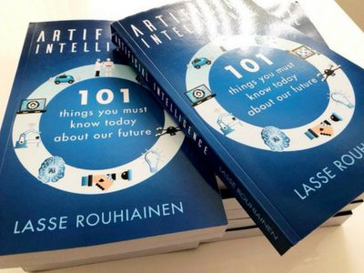 book: Artificial Intelligence: 101 Things You Must Know Today About Our Future