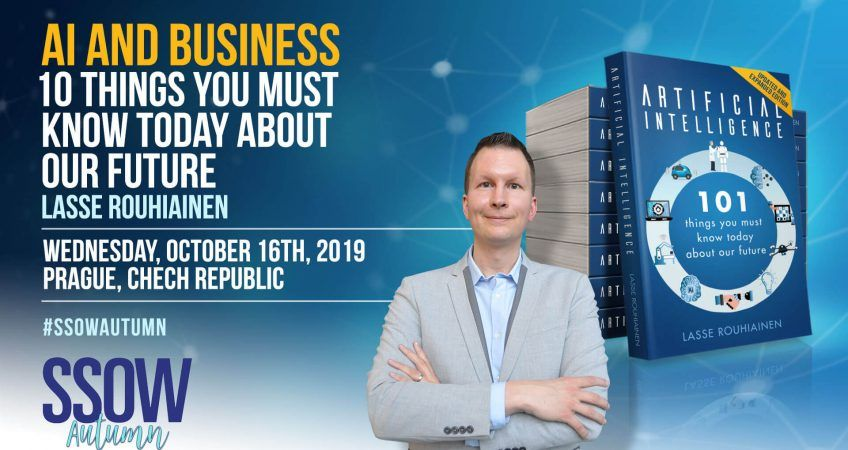 AI and Business - SSOW Autumn in Prague